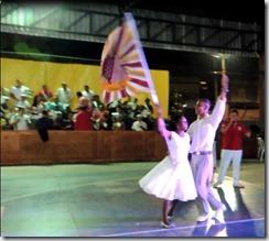 GRES União de Maricá primeiro ensaio, apresentação mestre sala e porta bandeira