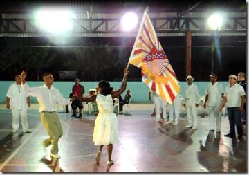 Mestre Sala e Porta Bandeira GRES União de Maricá