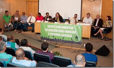 Deputada Zeidan na Assembleia Legislativa cria uma Frente Parlamentar para tratar da reforma agrária e da agricultura familiar no Estado do Rio de Janeiro