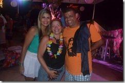 Marcelle Vieira, Adriana Costa e Carlos Alves.