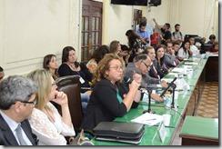 Deputada Zeidan brilhante defesa pela Educação