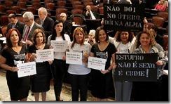 Deputada Zeidan em Defesa dos Direitos da Mulher 1