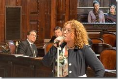 Deputada Zeidan em Defesa dos Direitos da Mulher 2