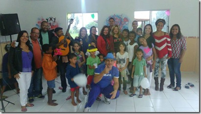 Equipe da Secretaria Municipal Adjunta de Cultura de Maricá  implementa atividades permanentes noMCMV de Itaipuaçu (5)