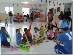 Equipe da Secretaria Municipal Adjunta de Cultura de Maricá  implementa atividades permanentes noMCMV de Itaipuaçu (1)