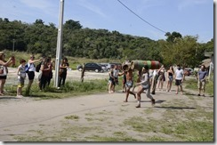 City Tour de Maricá, corrida de tora na Aldeia da Mata Verde Bonita 2