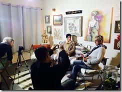 Di Bonilho  Entrevista com Lezirée Rejane