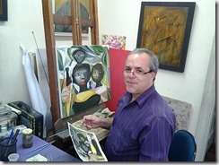 Artista Plástico Denilson Bedin