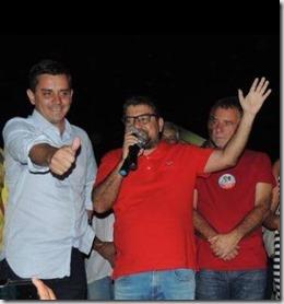 Fabiano Horta eleito prefeito de Maricá é 13!!!