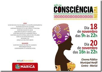 Dia da Consciência Negra em Maricá 2
