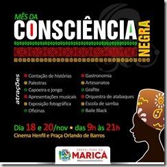 Dia da Consciência Negra em Maricá