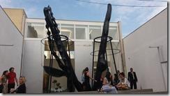 exposição realmente formidável de Tunga na galeria Millan 1