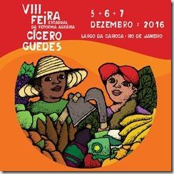Feira Estadual da Reforma Agrária 5 a 7 de dezembro 2016