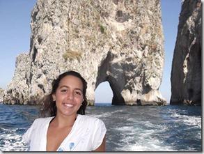 Mariana Mello atleta da natação de longas distâncias