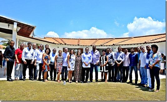 Secretariado de Governo para 2017 em Maricá Foto FERNANDO SILVA 01