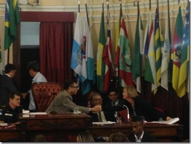 Rosana Horta recebe Moção na Câmara Municipal de Niterói