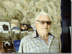 Comendador Arlindo de Souza na Feira Literária de Paraty 2017, com sua obra O Caminho das Pedras