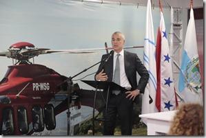 CEO da Leonardo, Lorenzo Mariani Foto de Evelen Gouvêa