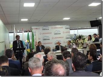 Presidente da CODEMAR José Orlando Dias